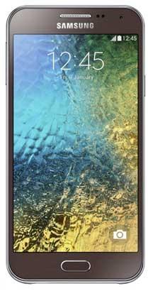 E500 Galaxy E5