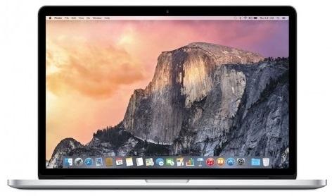 MacBook Pro Retina 13 Inch - A1706