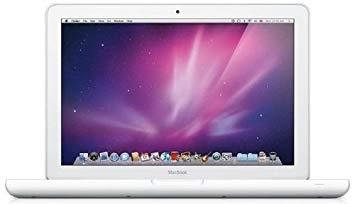MacBook White 13 Inch - A1342