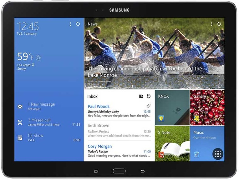 SM-P905 Galaxy Note Pro 12.2