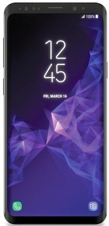 G965F Galaxy S9 Plus