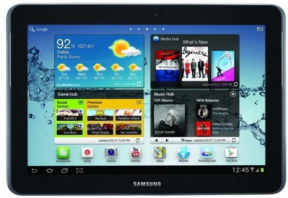 GT-P5110 Galaxy Tab 2 10.1