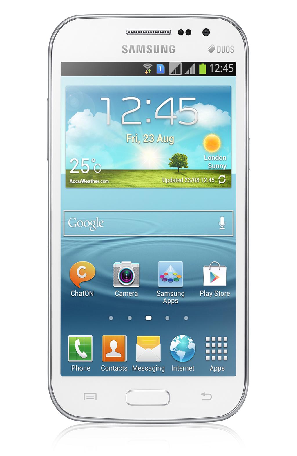 I8552 Galaxy Win Duos
