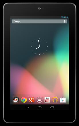 Nexus 7 (1st Gen 2012)