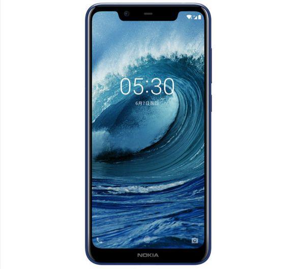 5.1 Plus (Nokia X5) (TA-1105)