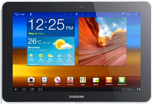 GT-P7510 Galaxy Tab 10.1
