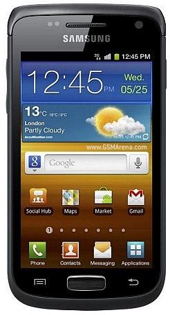 i8150 - Galaxy W