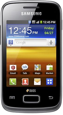 S6102 - Galaxy Y Duos