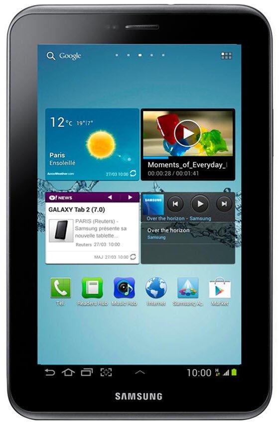 SM-P3110 Galaxy Tab 2 7.0