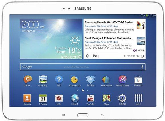 GT-P5200 Galaxy Tab 3 10.1