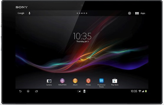 Xperia Z Tablet (SGP311)
