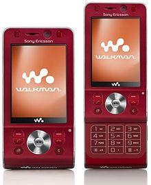 Ericsson W910