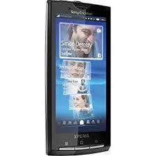 Ericsson Xperia X10